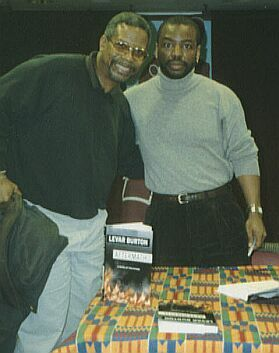 Lavar Burton and DennisG